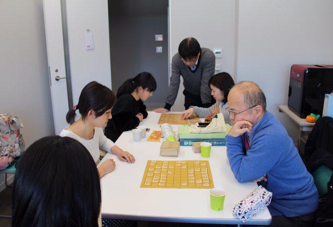 「津田塾大学 囲碁・将棋部」発足の報告