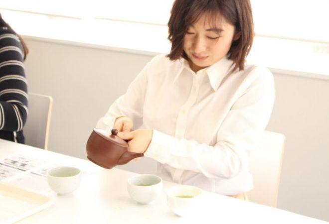 茶道wg 伊藤園とのコラボ決定!!美味しいお茶とは!?