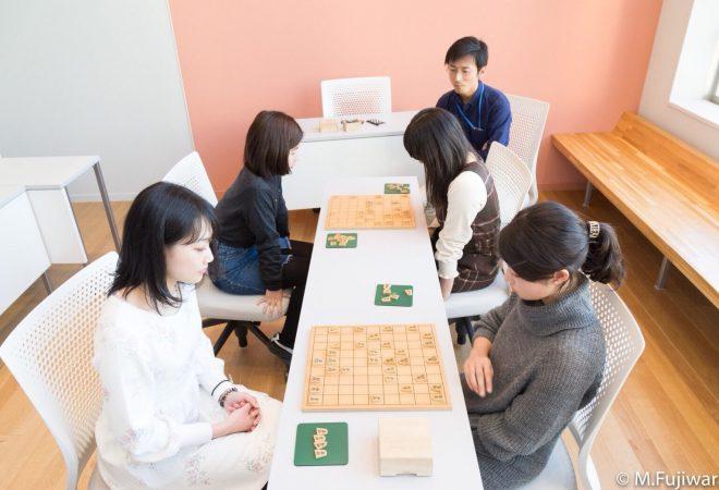 将棋会館連携グループ イメージ04