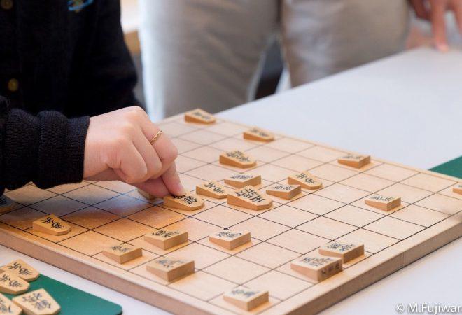 梅五輪パラリンピックプロジェクト 将棋会館連携グループ