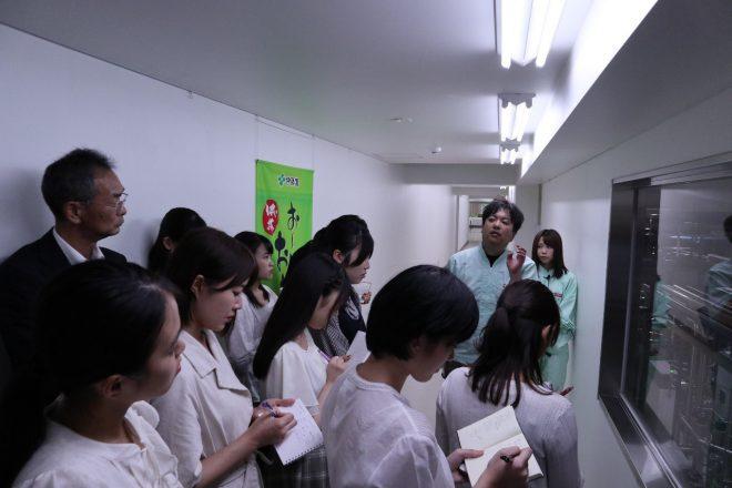 伊藤園 静岡相良工場に見学・調査に行ってきました!